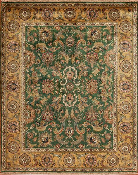 Golden Age Vision Samad Hand Made Carpets
