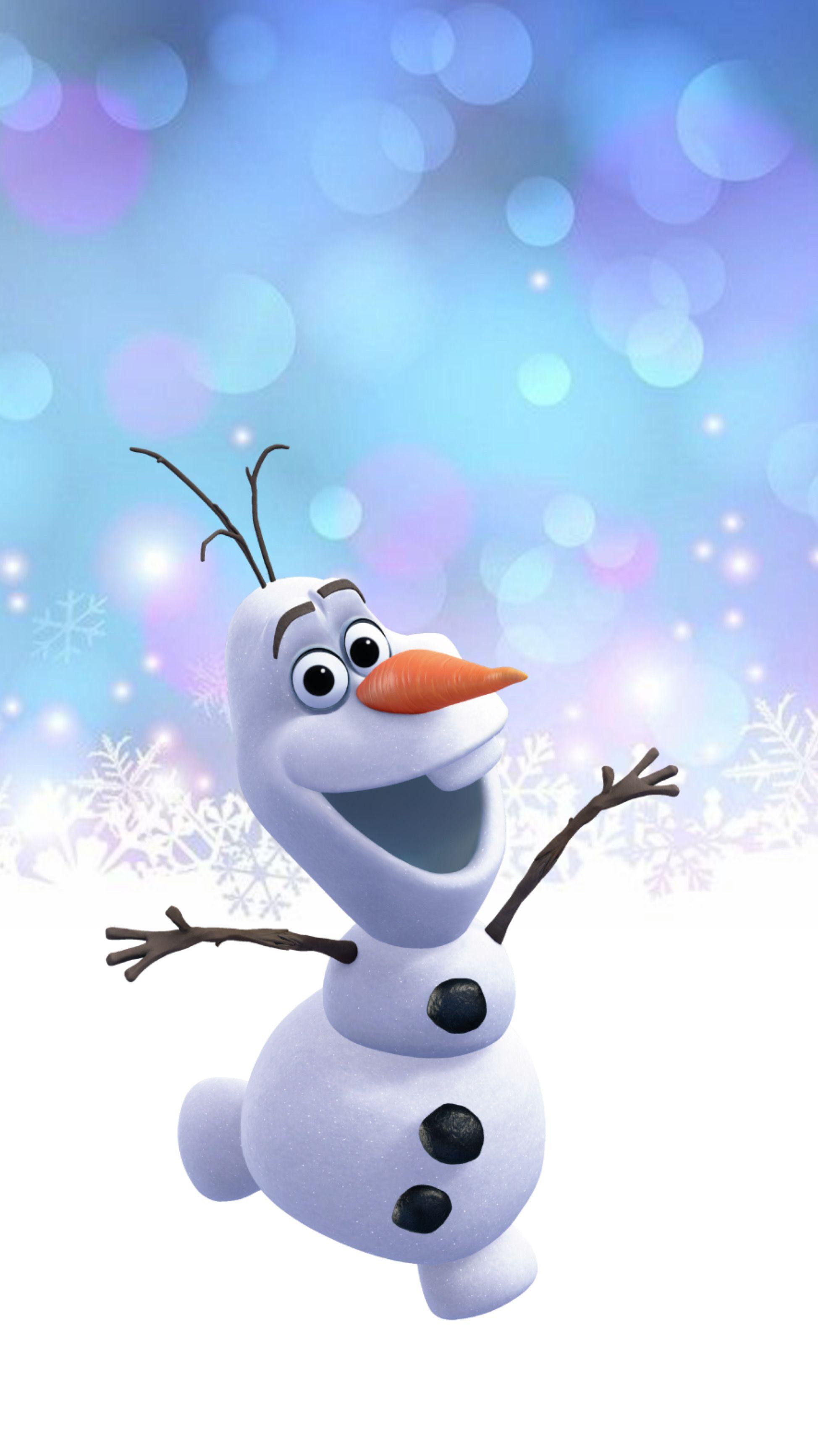 Olaf Frozen オラフ ディズニー 雪の女王