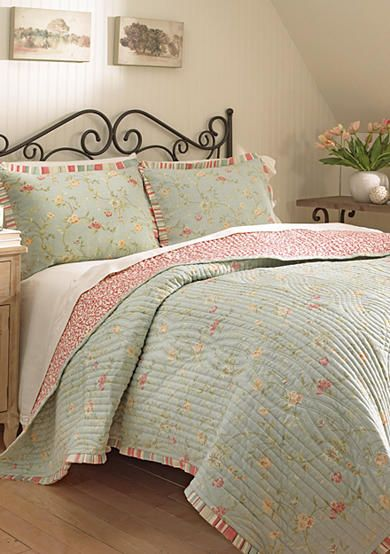 Waverly Garden Glitz Quilt Collection Online Only Belk