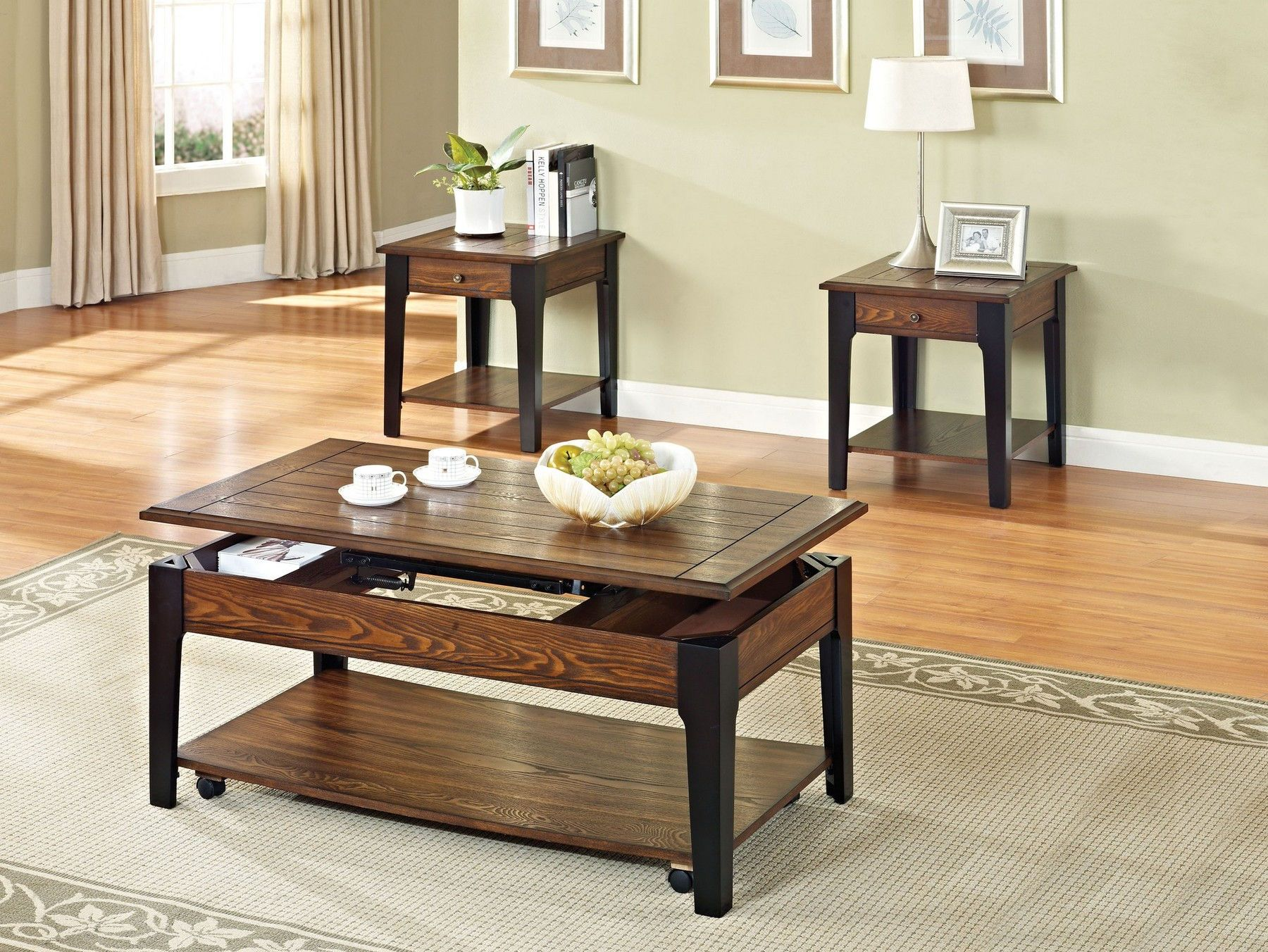 Magus Coffee Table 80260 Acme Corporation Coffee Tables In 2021 Coffee Table Stylish Coffee Table Living Room Table Sets [ 1352 x 1800 Pixel ]