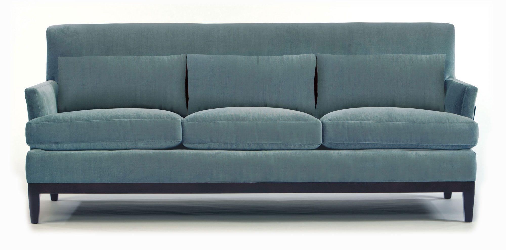 Bernhardt Interiors Sofa By Hospitality