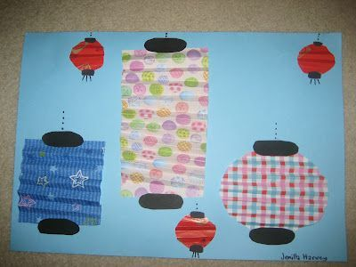 mid autumn festival craft