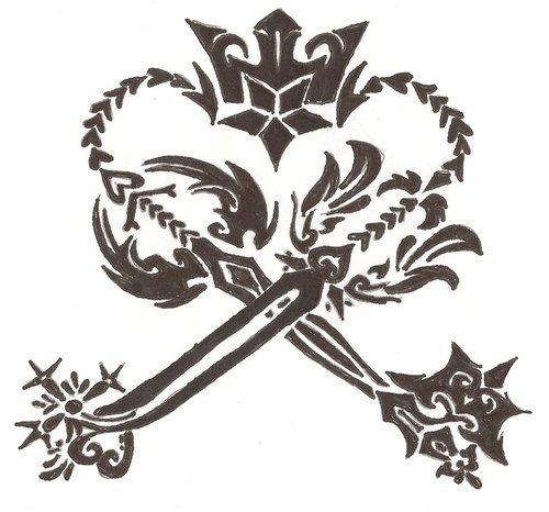 Faith Is Unavailable Oblivion Oathkeeper Tattoos Kingdom