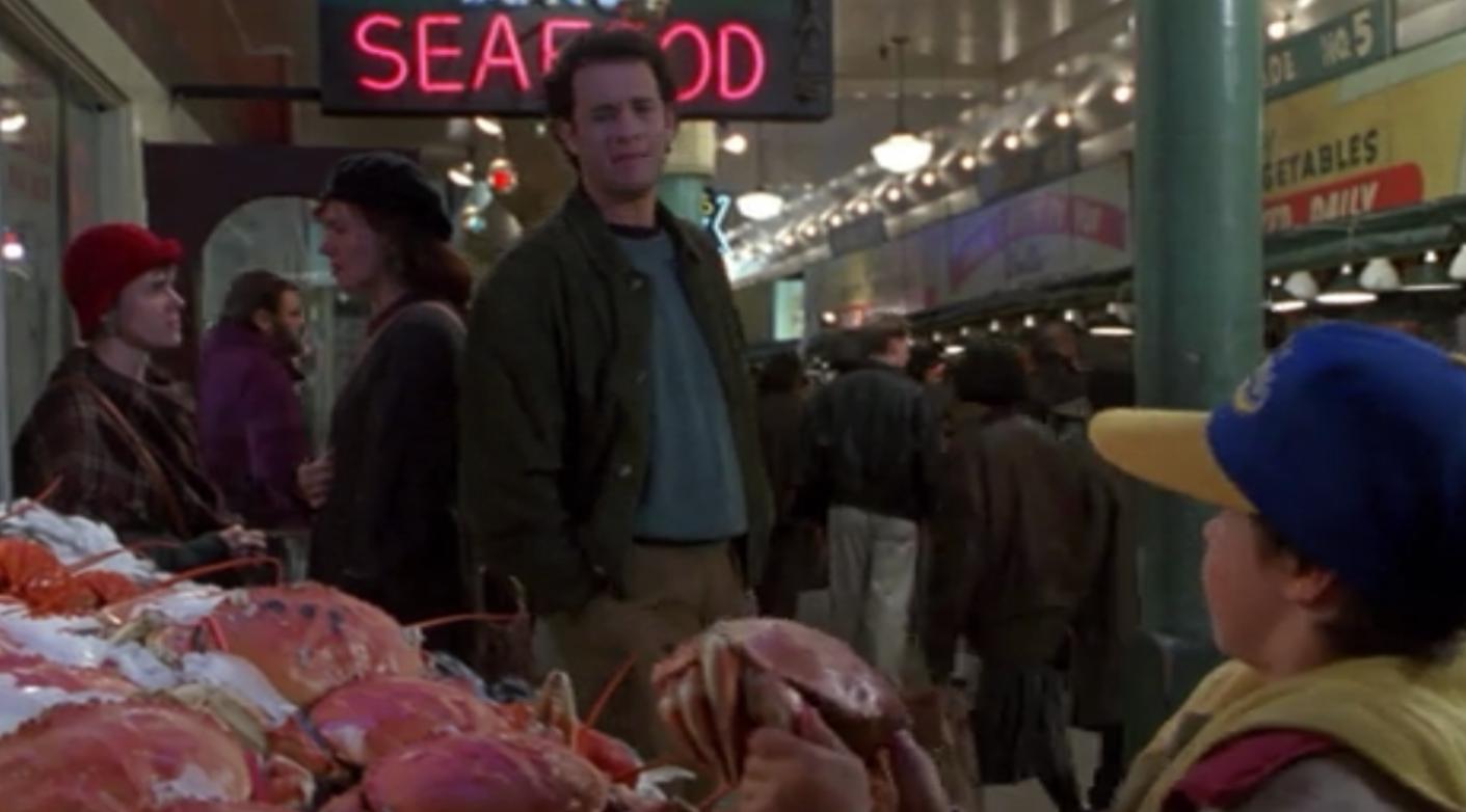 Where 'Sleepless in Seattle' filmed in actual Seattle