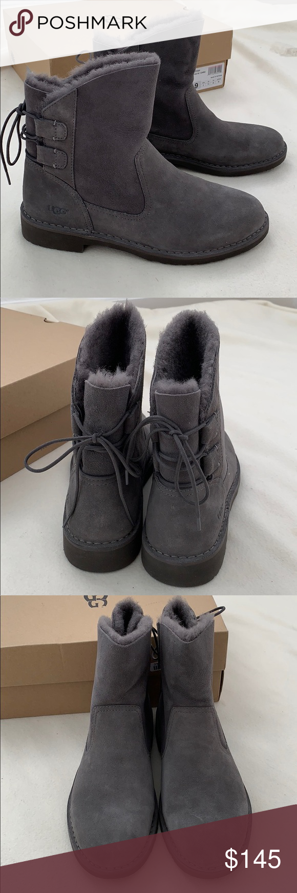 69a043ec15e Brand new authentic Naiyah UGG boots New in box UGG Shoes Winter ...