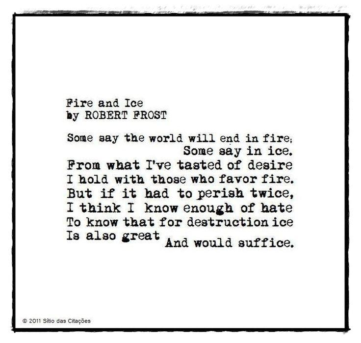 Best  Robert Frost Poems Ideas On   Poetry Robert