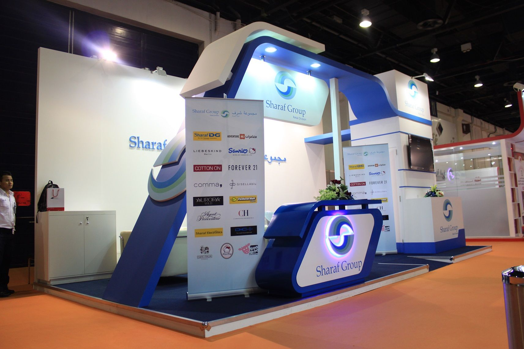 Display Stand For Exhibition : Exhibition stands and joinery works display stands awesome ex