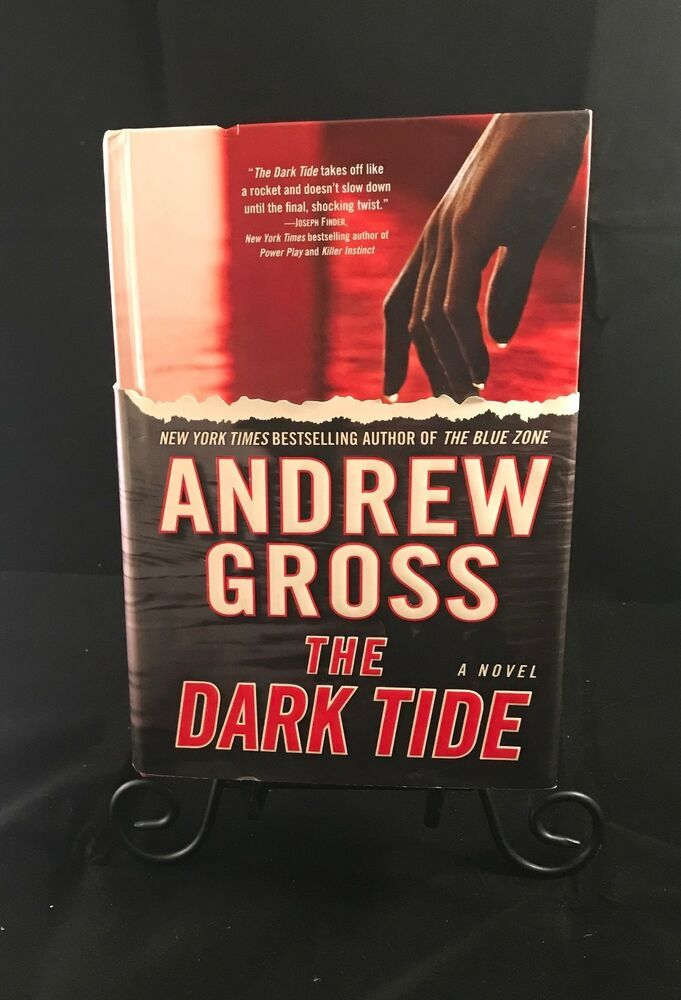 The Dark Tide (Ty Hauck) by Andrew Gross (2008, Hardcover