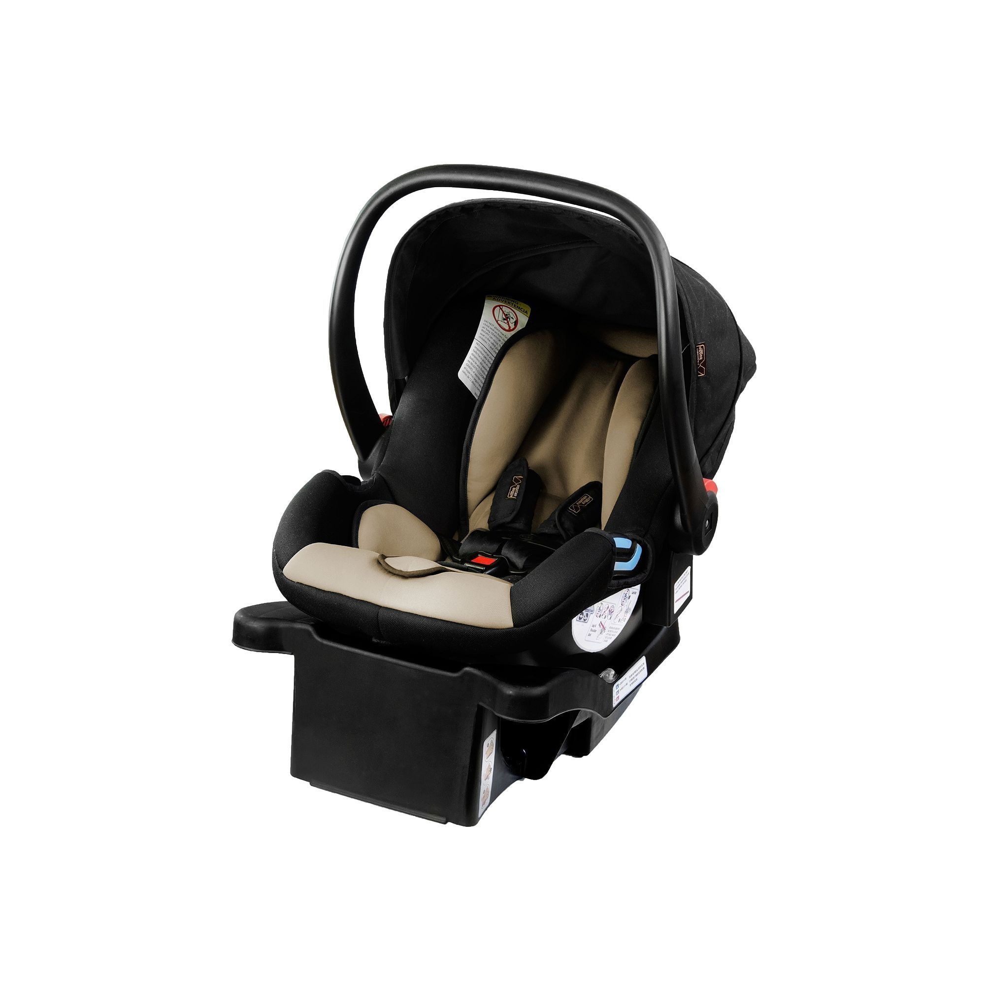 Mountain Buggy Protect Rear Facing Infant Car Seat Black