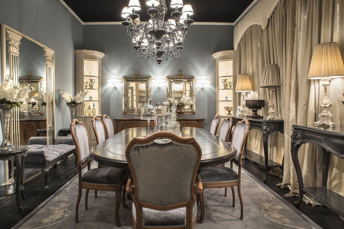 Precious And Original Dining By SAVIO FIRMINO #furniture #MadeinItalyu2026