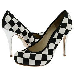I have a little bit of an obsession with shoes and checkered print