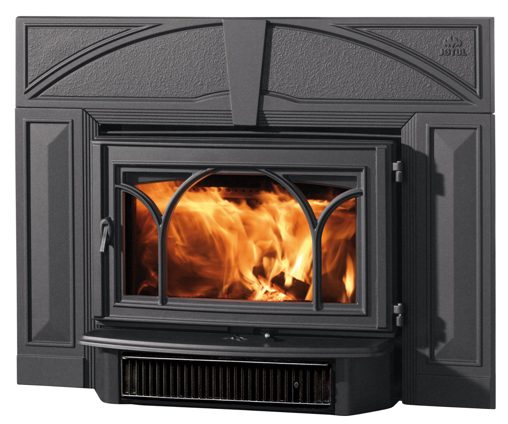 jotul kennebec c 450 is a medium sized wood fireplace insert able to