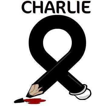 Je suis CHARLIE. No fear!