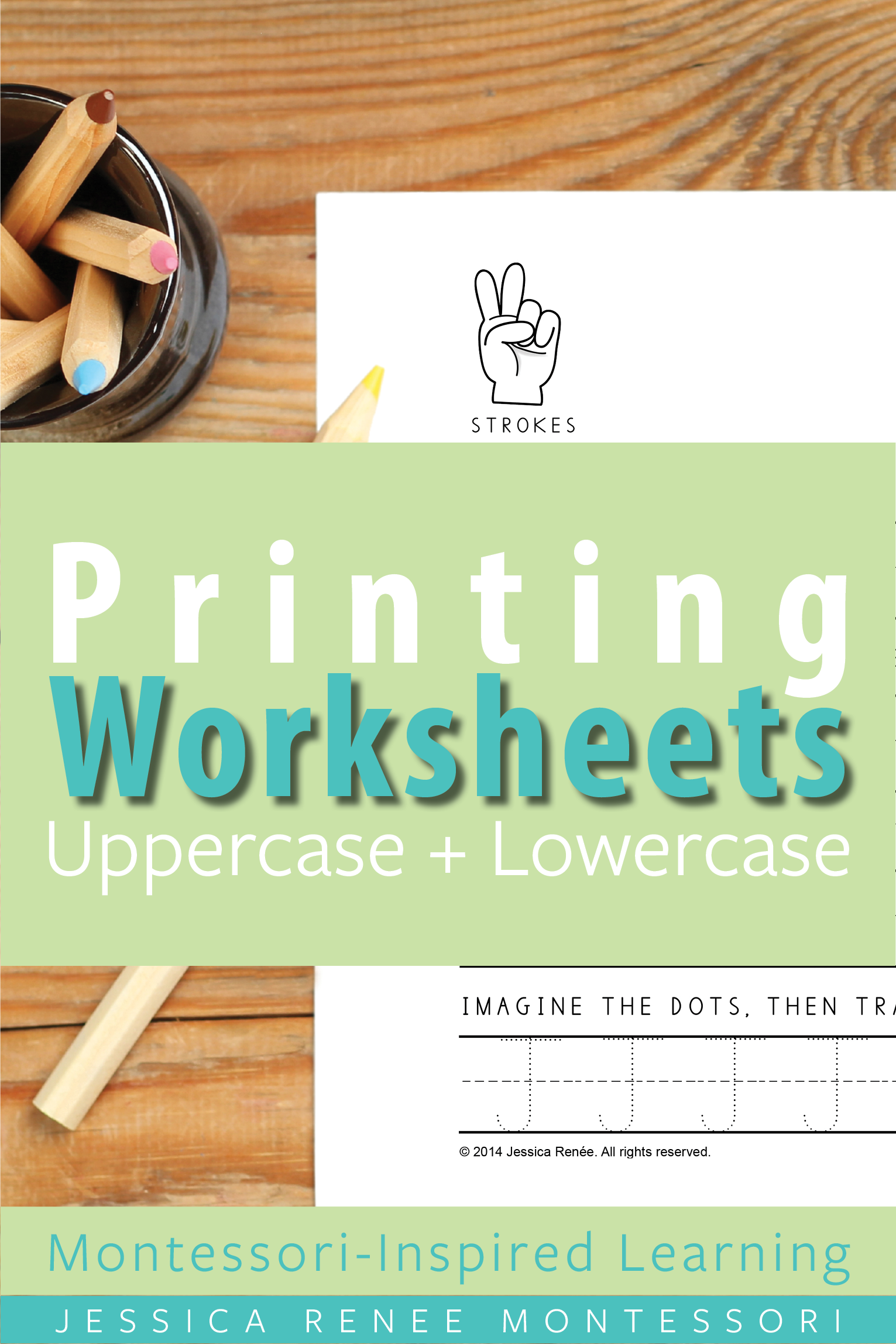 Printing Worksheets For Uppercase And Lowercase Letter