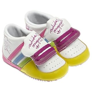 adidas originals superstar 2 smile cf crib shoes