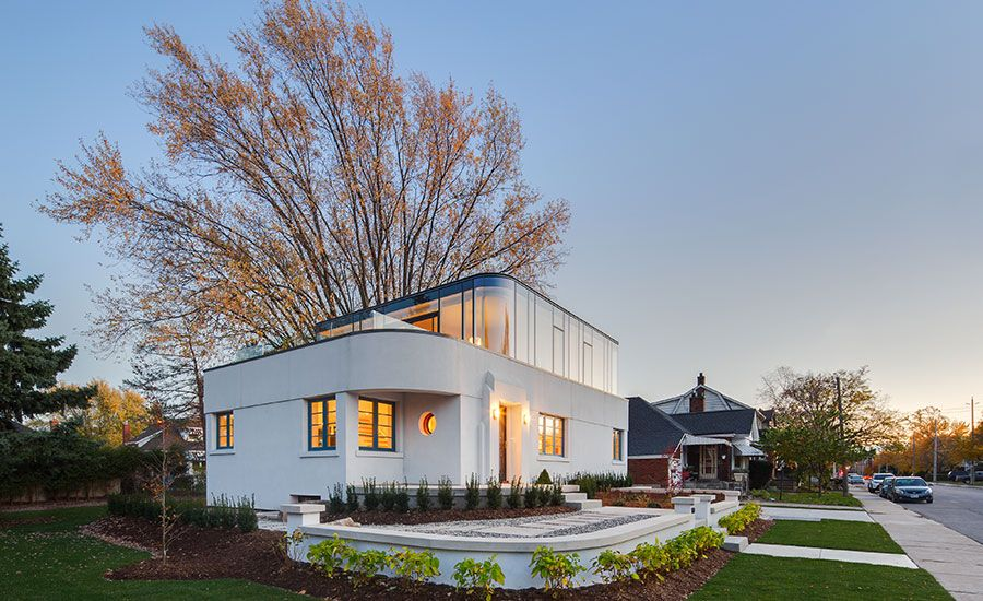 Hambly house in ontario by dpai architecture inc toms mcnally design inc