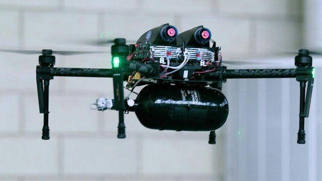 Hydrogen Powered Drone Drone Hydrogen Fuel Cell Agriculture Drone