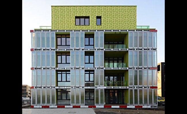 The Bio Intelligent Quotient Building In Hamburg Germany When