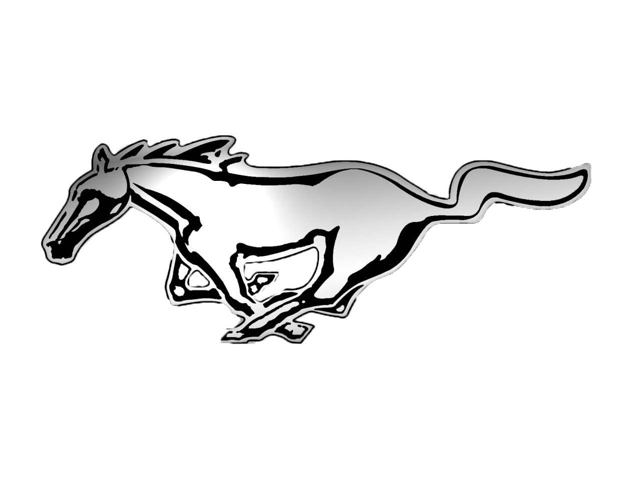 Ford mustang logo outline vehicle photos pinterest ford mustang and ford - Ford mustang logo outline ...