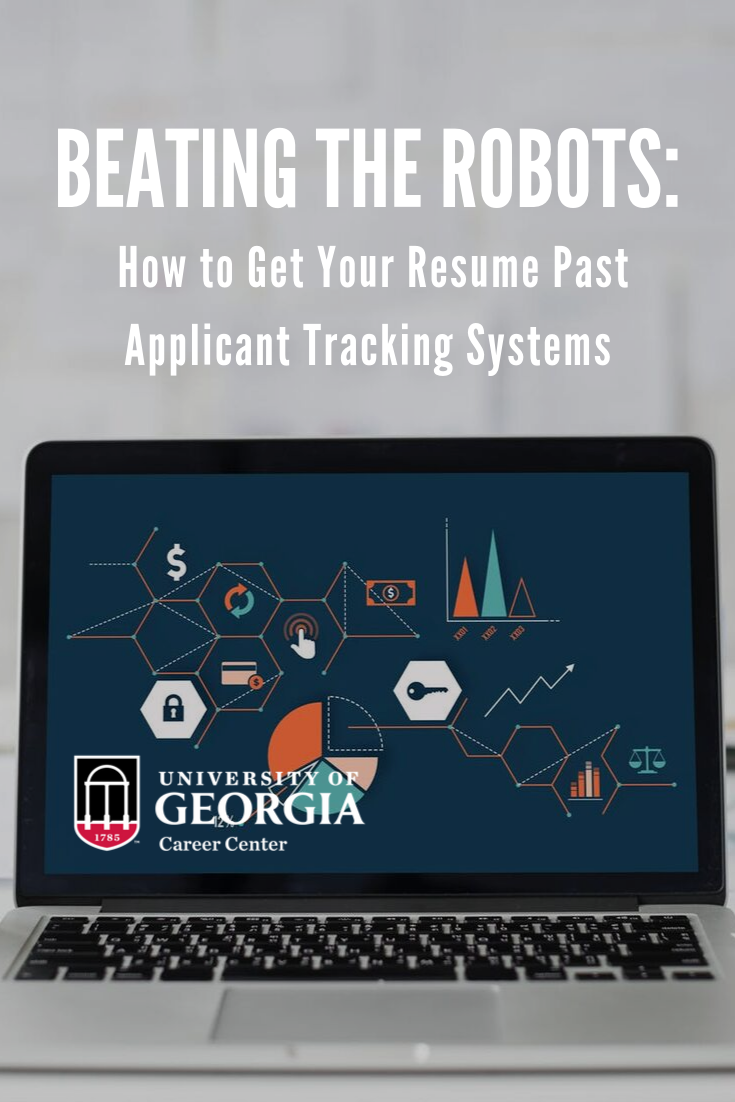 Beating The Robots How To Get Your Resume Past Applicant Tracking Systems Tracking System Career Transition Job Posting