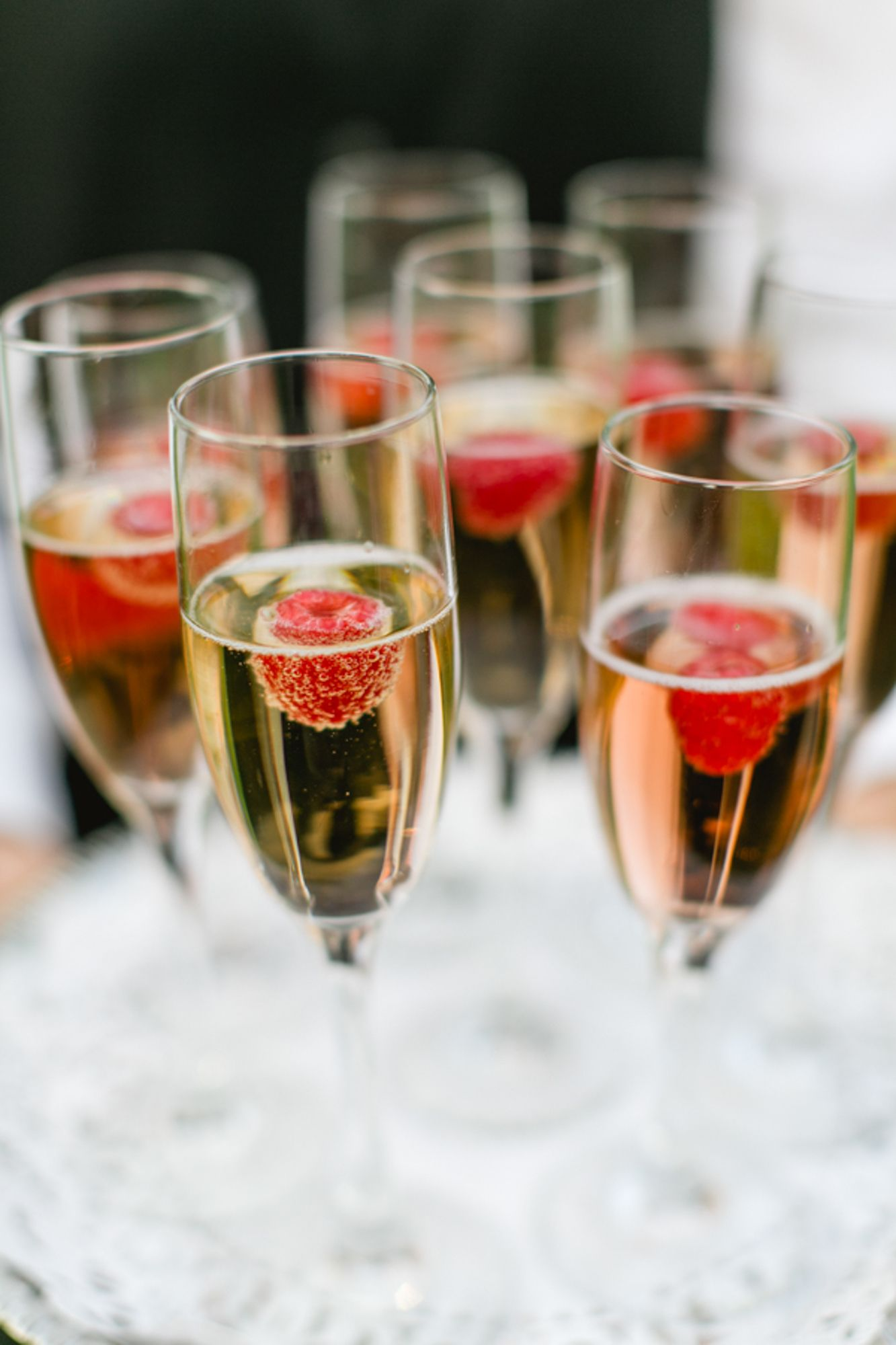 Gatsby Garden Party Wedding