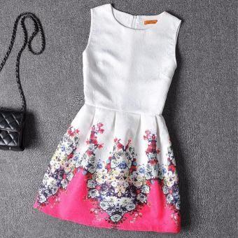 72c2c4af0847 Chicas vestirse Verano Marca Niños Vestidos Princesa Disfraz Moda ...