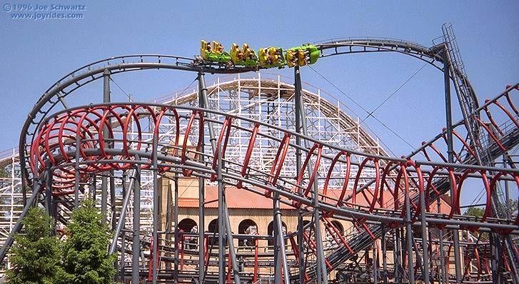 Pin On Dangerus Roller Coasters