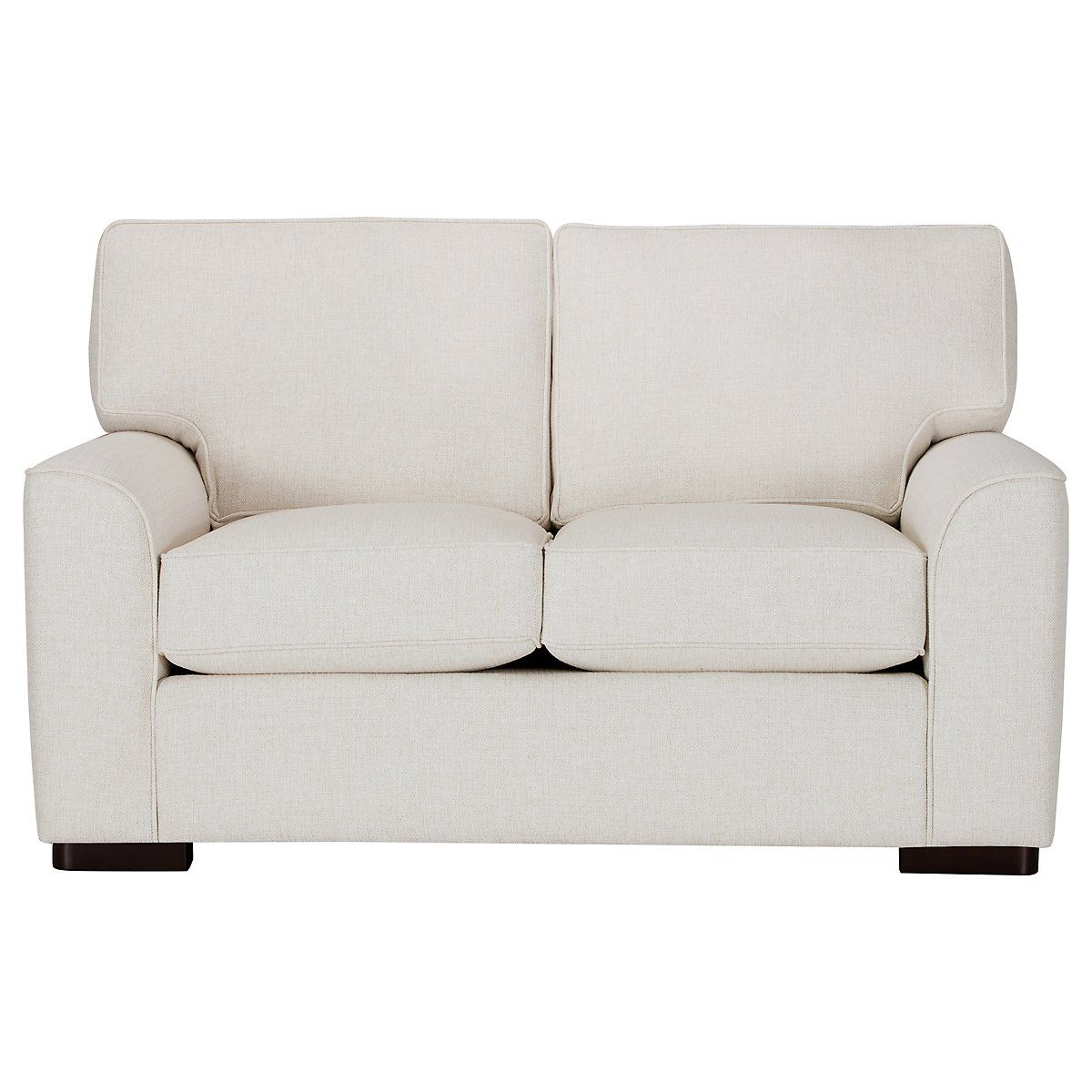event white rentals loveseat high loveseats sofia back crystal pin dx