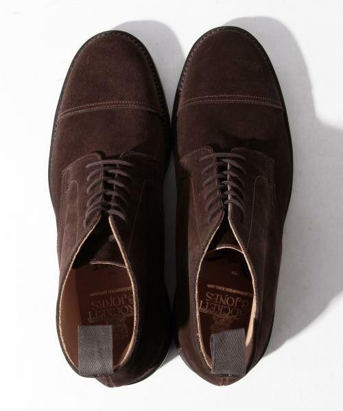 BEAMS F CROCKETT & JONES hamber | Shoes | Pinterest