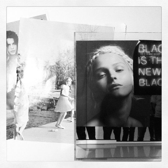 Vosgesparis: Never tired of black + white