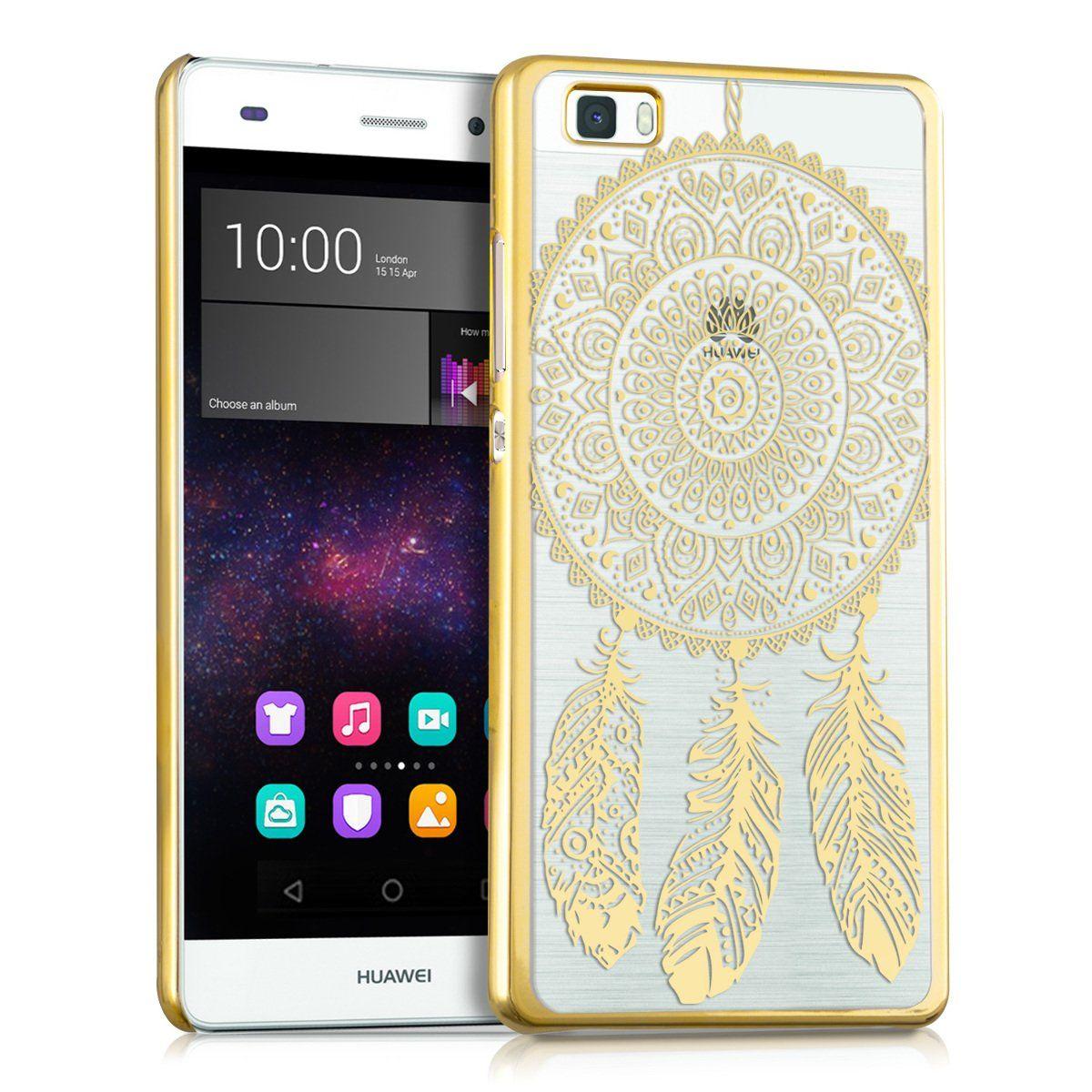 Kwmobile Crystal Case Hulle Fur Huawei P8 Lite Mit Traumfanger