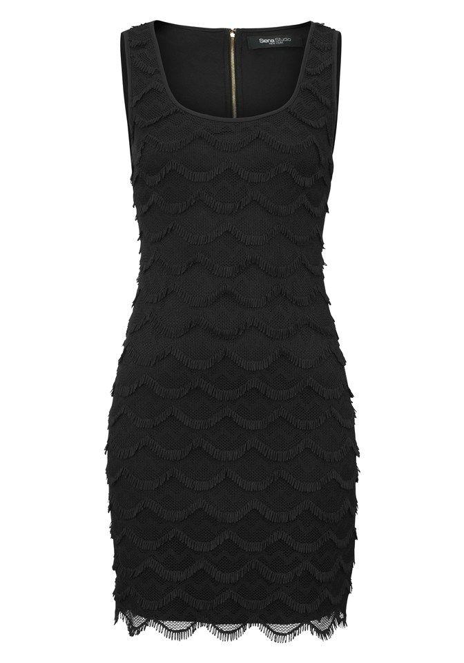 Das ärmellose Mini-Kleid von Siena Studio aus New York besticht mit ...