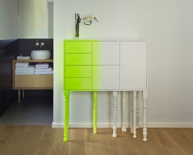 Creative neon furniture design interior design interieur und