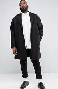 UK-based clothing brand ASOS recently launched their first-ever plus-size collection for men (7 years after their women's plus-size line!), and damn, it's filled with some seriously cool streetwear staples. | Plus-Size Guys Try ASOS' New Plus-Size Line For Men