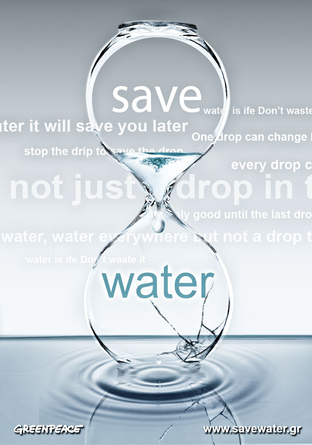 save water poster | Posters & more | Pinterest | Water poster