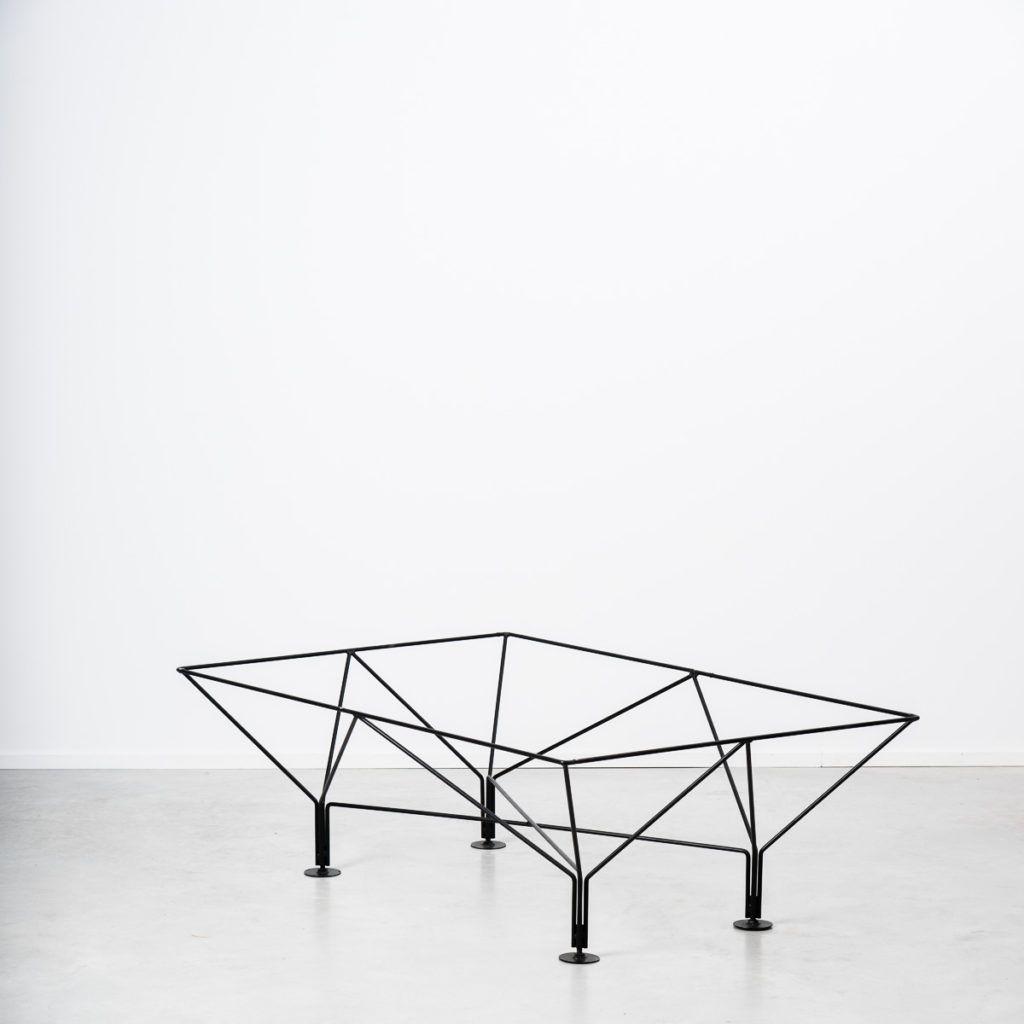 Alternative Piva Wire Frame Table Desk Pinterest Alternative  # Muebles De Zoita