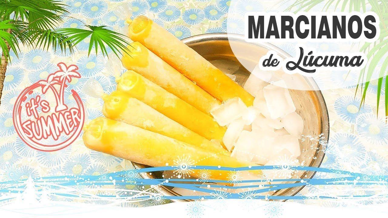 Como preparar Marcianos de Lúcuma?! / Cositaz Ricaz ...