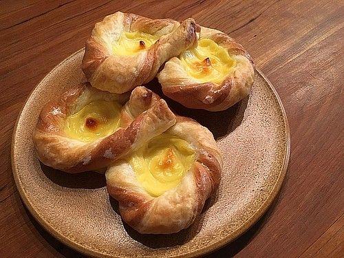 Puddingteilchen - wie vom Bäcker von bijou1966 | Chefkoch