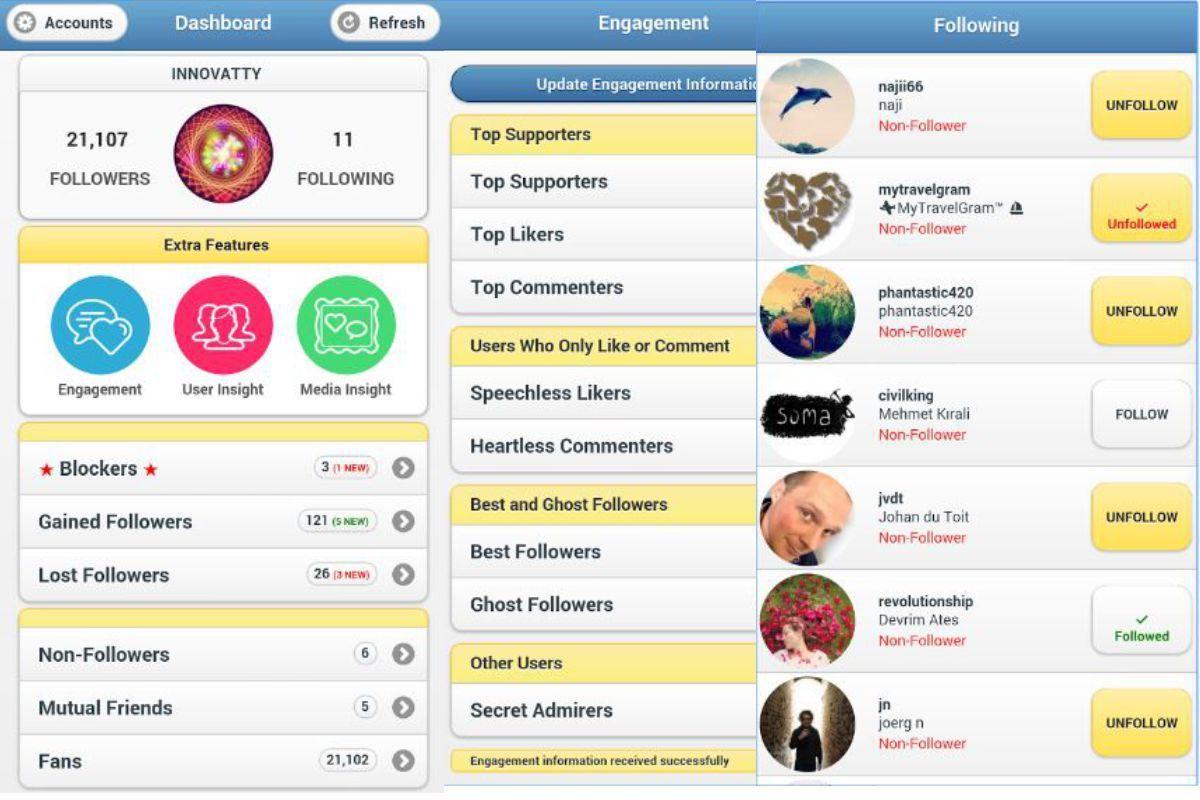 Cara Efektif Menambah Follower Instagram Dengan Instafollow Instagram Aplikasi Pengikut