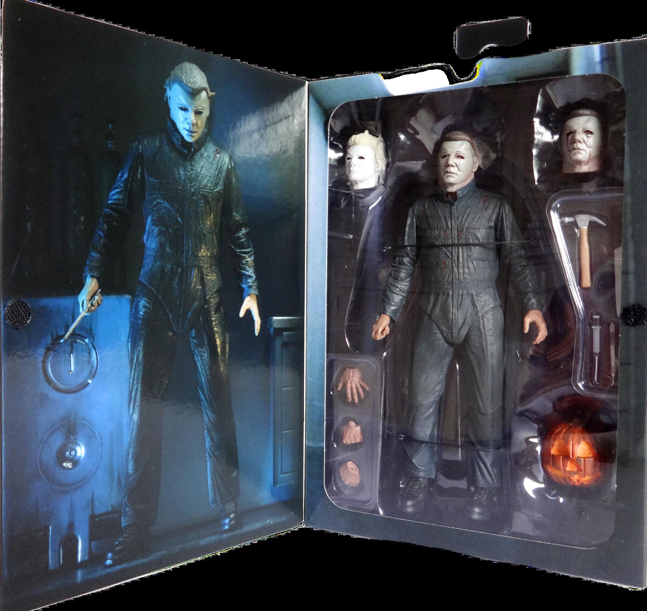Neca Halloween 2 1981 Ultimate Michael Myers Halloween 2