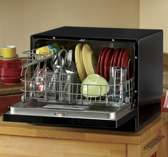 Montgomery Ward Portable Countertop Dishwasher 459 For The