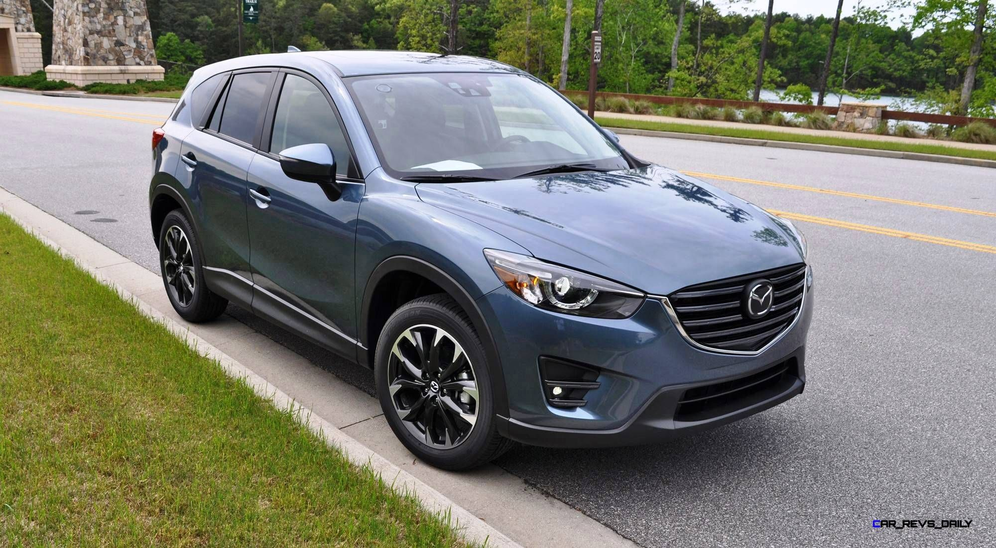 Best of awards 2016 mazda cx 5 gt is real deal bmw x1 and audi q3 competitor