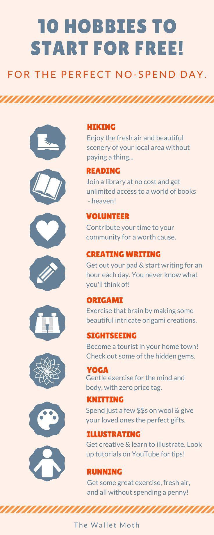Photo of 10 völlig kostenlose Hobby-Ideen für einen Tag ohne Ausgaben, # Ausgaben # eins …