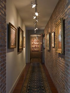 Track Lighting Small Hallway Google Search Hallway Light