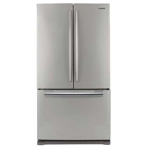 Samsung Rf266aers 26 Cu Ft French Door Refrigerator Stainless