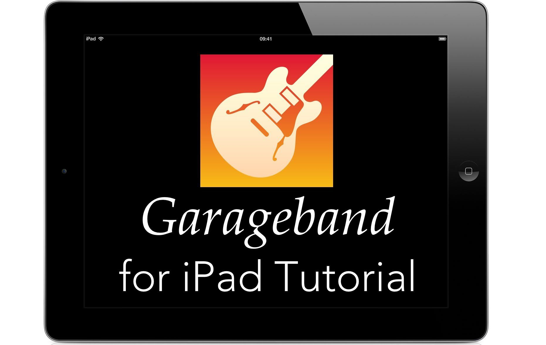 Garageband is one of our favorite apps for ipad in this