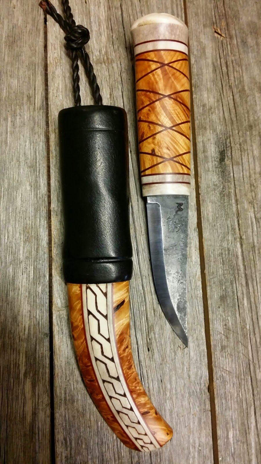 Mats Lindmark | Knife | Pinterest | Bogen und Messer