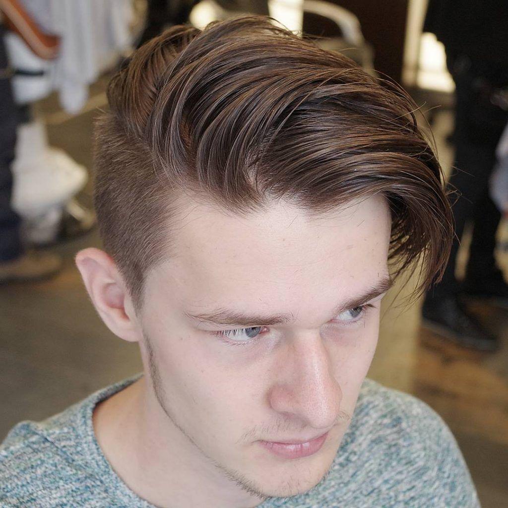 Mens short undercut haircut  new undercut hairstyles for men  menus hair  pinterest