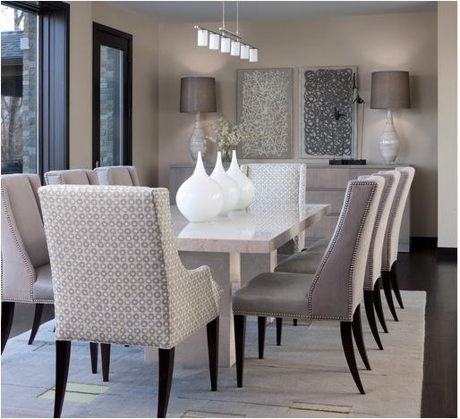 Dining Room #Houzz Dining Room Design, Dining Room Decor Elegant, Modern  Dinning Room