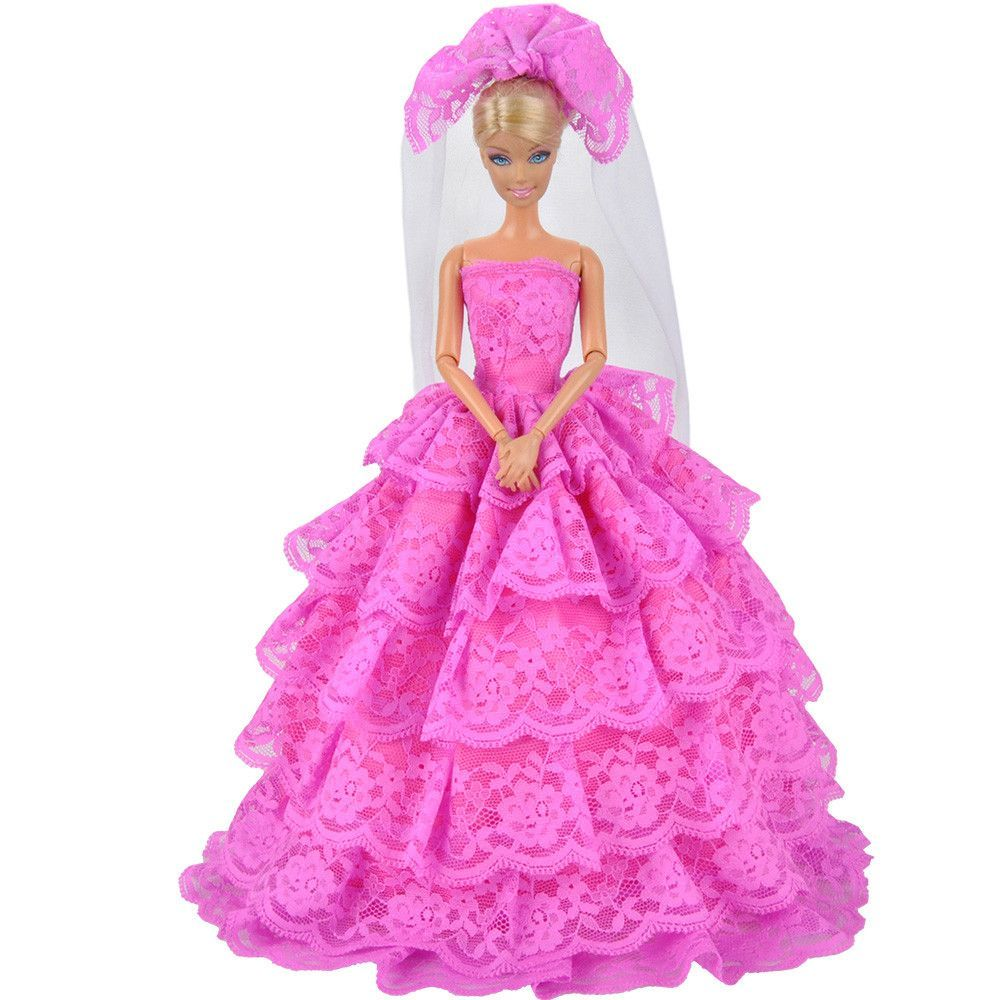 This Dress fits with: Barbie Doll, Vintage Barbie Doll,Silkstone ...